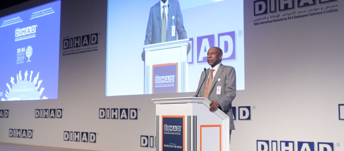 The 17th edition of DIHAD Conference & Exhibition is under the theme