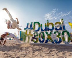 Dubai Fitness Challenge Get active with all of Dubai this october