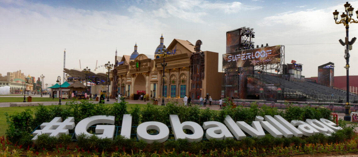 Global village is now gearing up for its 25th season, which is expected to run from October 2020 to April 2021. And it's set to come back with a bang.