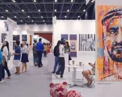 World Art Dubai 2020 is going to be held at the Dubai World Trade Centre from Thursday, 8th October to Saturday, 10th October.